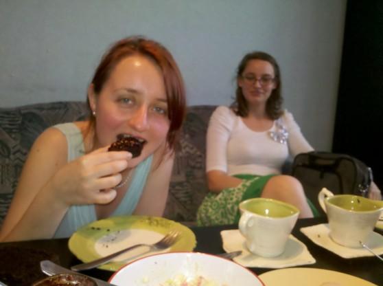 Natalia, Emi i czekoladowe z cukinią 2