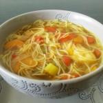 Orientalna zupa z dashi