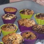Muffinki waniliowe z warsztatów SPOT