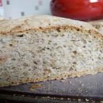 Włoski chleb na zakwasie