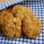 ANZAC biscuits, czyli ciasteczka kokosowo-owsiane