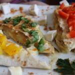 Śniadaniowe quesadillas