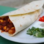 Burritos z cieciorką