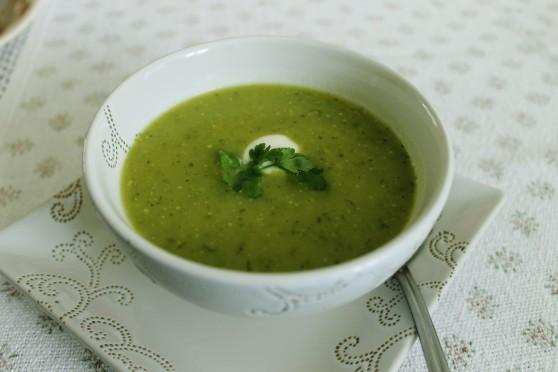 Zupa-krem z kapusty
