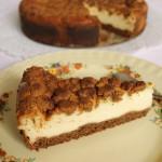 Ciasto z masą jogurtową (Karmel-itki)