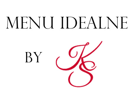 Menu idealne by KS