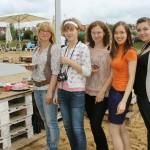 Piknik wielkopolskich blogerów w KontenerART