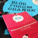 Blog Forum Gdańsk 2012 – moja relacja