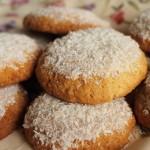 Kokosowe ciasteczka nadziewane Nutellą