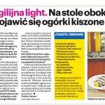 Kolacja wigilijna light – wywiad ze mną o zdrowych świętach