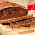 Wytrawny chleb czekoladowy na zakwasie 150x150 Chleb graham na zakwasie