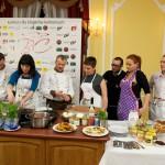 II półfinał BlogerChef'a  – pod znakiem kuchni myśliwskiej i wyśmienitych tart