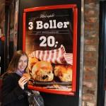 Norweskie kardamonowe bułeczki drożdżowe – Boller med sjokolade