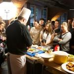 Warsztaty kuchni azjatyckiej i sushi z drobiem QAFP