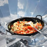 Pyszności ze słonecznej kuchni i kilka słów o solar cooking