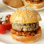 Domowe burgery z Radamerem