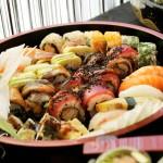 Piękne sushi-aranżacje z Matii Sushi