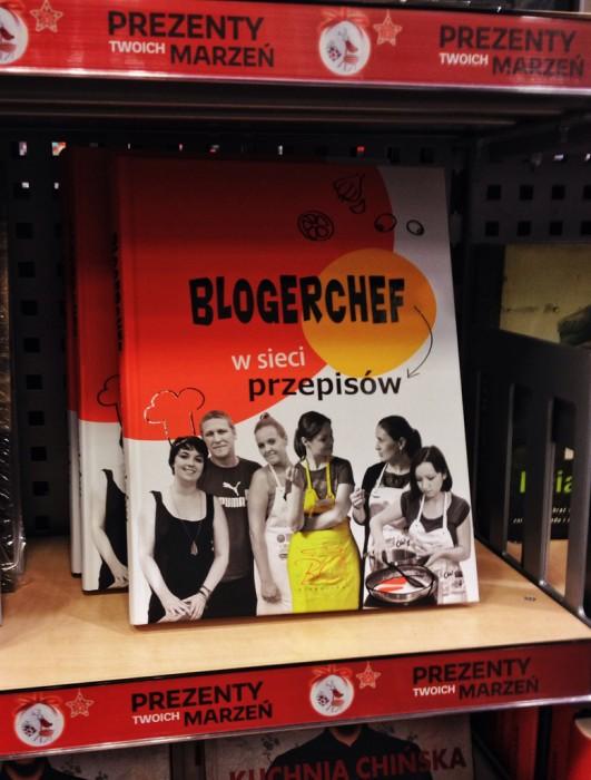 """""""BlogerChef. W sieci przepisów"""" - idealny pomysł na prezent!"""