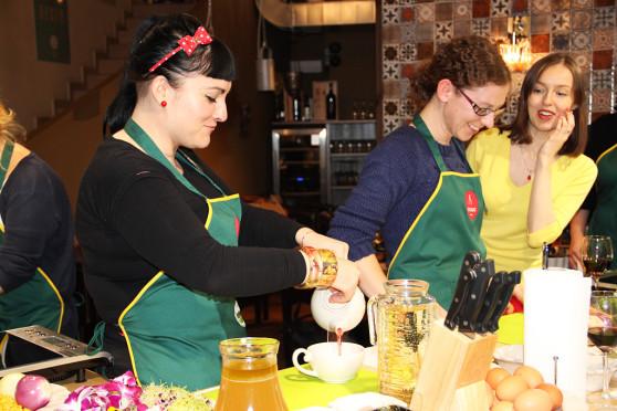 Warsztaty kuchni hiszpańskiej w Rotondo