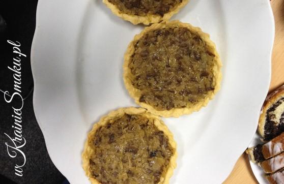 Tartaletki z kapustą i grzybami