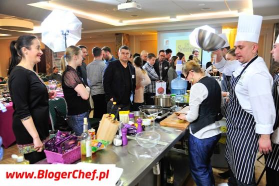 Warsztaty z kuchni śląskiej z Dawidem Pietraszem.