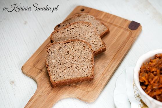 Najprostszy chleb pszenno-żytni na zakwasie