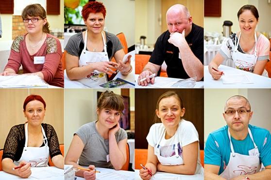 Uczestnicy III-go półfinału BlogerChefa
