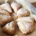 Maślane bułeczki cynamonowe (cinnamon scones)