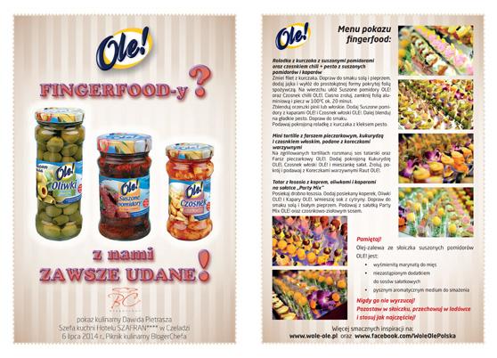 OLE_fingerfood_ulotka BlogerChefa