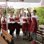 Letnia Szkoła Kuchni Artystycznej 2014