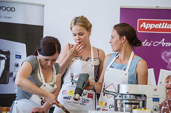 Piknik kulinarny BlogerChefa - warsztaty czekolady
