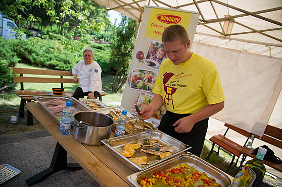 Piknik kulinarny BlogerChefa