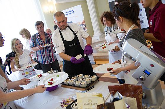 Piknik kulinarny BlogerChefa - warsztaty wypieków