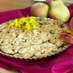 Interkampowe słodkie tarty (z Nutellą i jabłkami oraz z kajmakiem i orzechami)