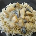 Kurczak w sosie cytrynowo-ziołowym