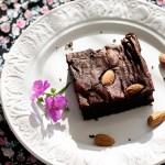 Brownie z kaszą jaglaną