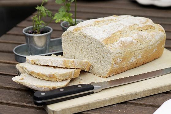 Chleb jaglany bezglutenowy