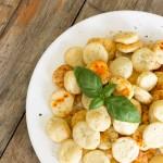 Krakersy serowe
