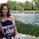 """Piknik nad Maltą z Lucy i moją nową książką – """"Kocham Toskanię"""""""