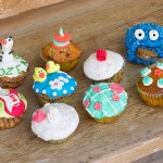 Muffinki z Kit-Katami i nutą tiramisu