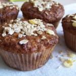 Muffinki z müsli