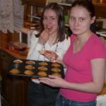 Cupcakes pomarańczowo-marchewkowe