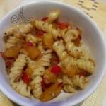 Dynia z chilli i makaronem