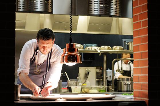 Otwarta kuchnia Ernesta Jagodzińskiego