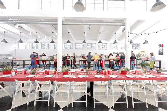 Warsztaty przetworów i dekoracji śwątecznych z Przyjaciółmi Winiary
