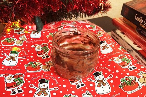 Domowa nutella z brandy