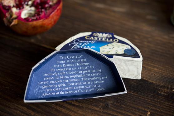 Castello Creamy Blue - wnętrze