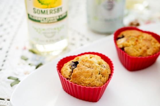 Muffinki z Somersby Elderflower Lime (1)