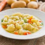 Ekspresowa zupa kalafiorowa