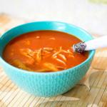 """""""Zwykła"""" zupa pomidorowa"""